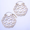 Globe Hoop Earrings from Eleven44