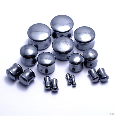 Hematite Plugs from Oracle