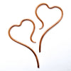 Disentris Hearts from Little 7 in 12g Copper, small