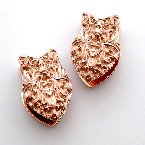 Luxe Weights from Buddha Jewelry in Rose Gold