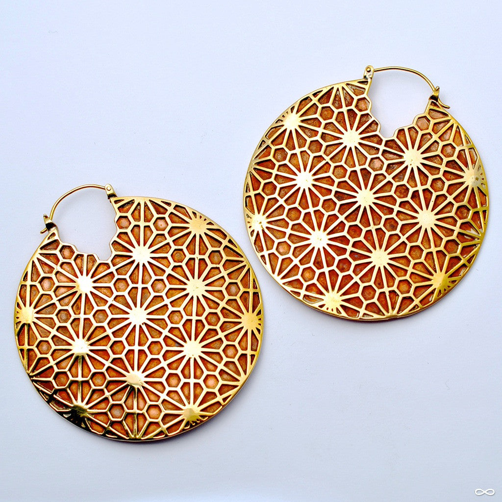 Paparazzi Earrings from Maya Jewelry in Copper & Brass