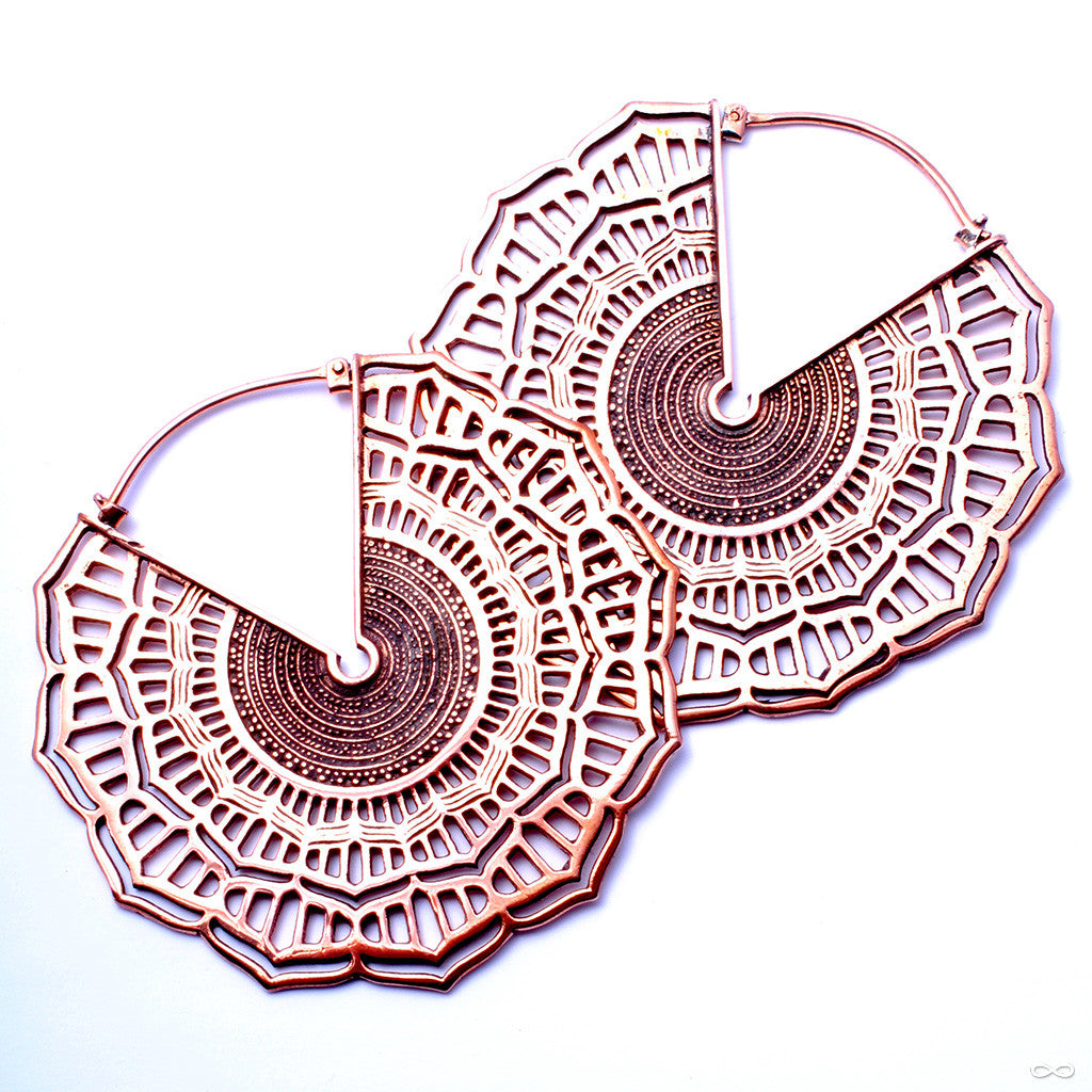 Reyes from Maya Jewelry in Copper
