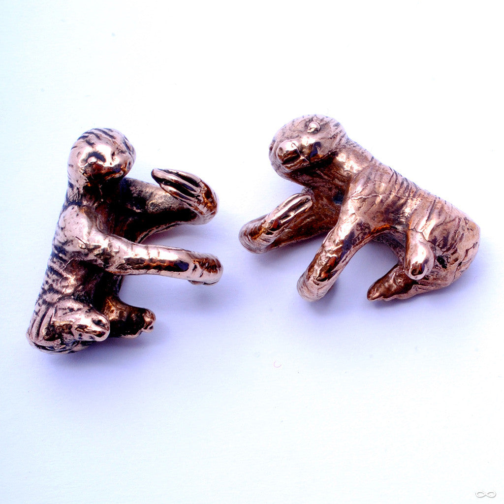 Sloth Weights in Bronze from Blessings to You