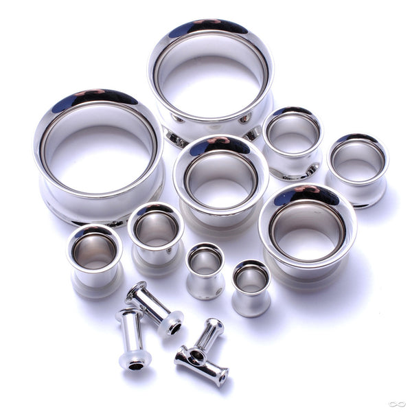 Eyelets in Steel from Industrial Strength in Assorted Sizes