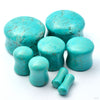 """Turquoise"" Plugs from Diablo Organics"