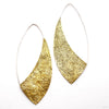 Traditional Dangle Earrings from Diablo Organics