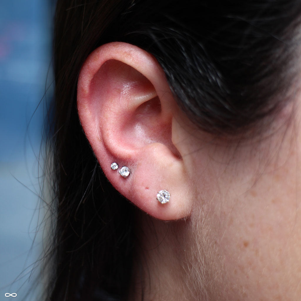 Earlobe Piercing