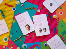 John Waters earrings