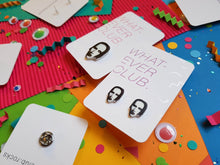 Marilyn Manson earrings