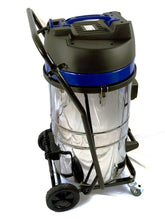 20 Gallons Industrial Gutter Wet & Dry Vacuum 240v, 3600W, 3 x Motor