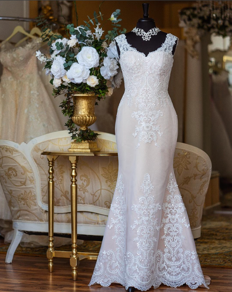 I do european bridal couture