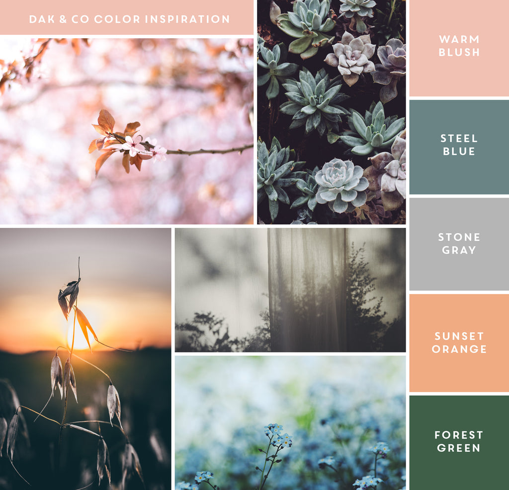 spring color inspiration