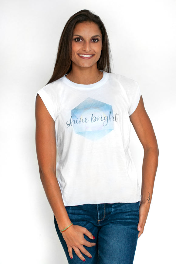 Shine Bright Infused Dye Tee Pre-Pack