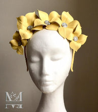 Lily - Flower Crown Yellow - MM240