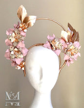 Stella - Leather Halo Crown - MM238