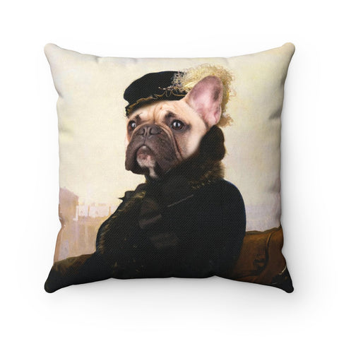 Pet Vignettes -ALL STYLES! Spun Polyester Square Pillow