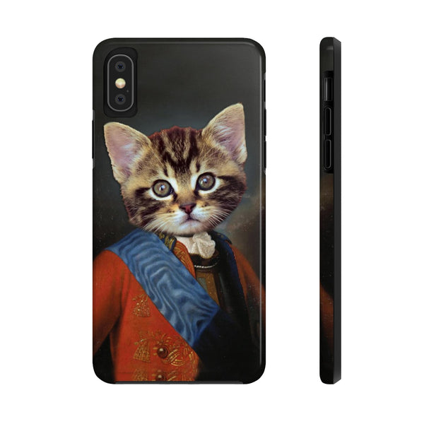 Pet Vignettes - ALL STYLES! Case Mate Tough Phone Cases