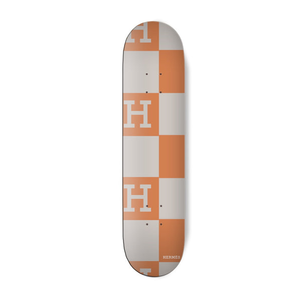 Checkered Skateboard IV
