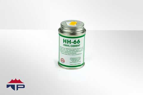 H-66 Vinyl Glue-(4oz can)
