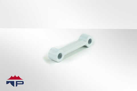 "3/8"" Rope Slider- White"