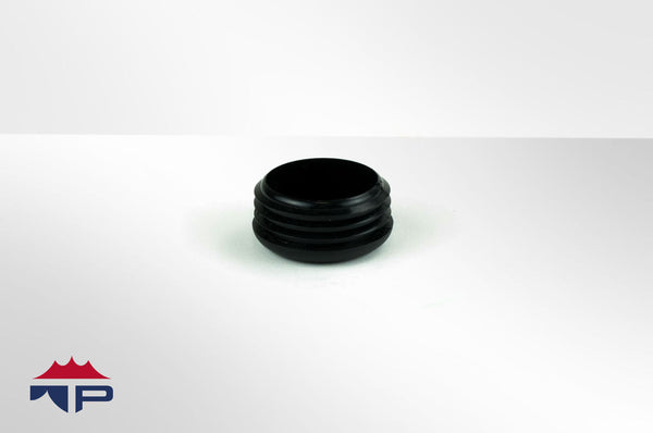 1.75 OD Pole End Cap (Black)