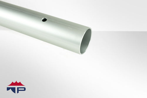 "2.5"" OD CAN Pipe x 8'-0"" w/Hole"