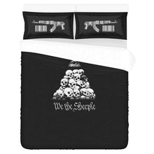 """We the Sheeple"" LIMITED EDITION 3-Piece Bedding Set"