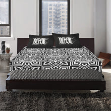 """Beast 1333"" paisley LIMITED EDITION 3-Piece Bedding Set"