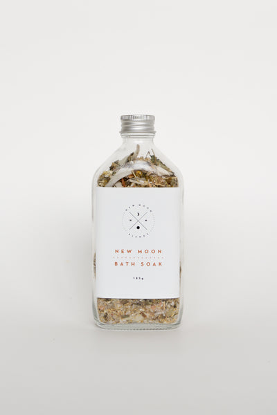 New Moon Bath Soak