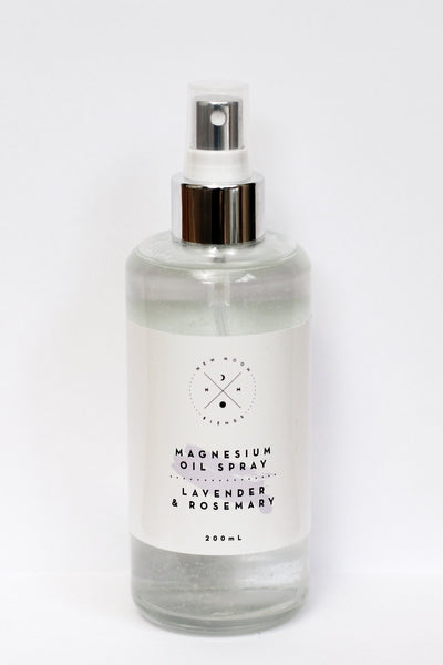 Lavender & Rosemary Magnesium Spray