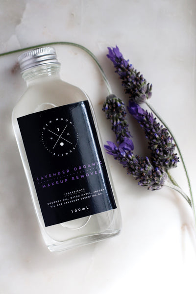 Lavender Make Up Remover