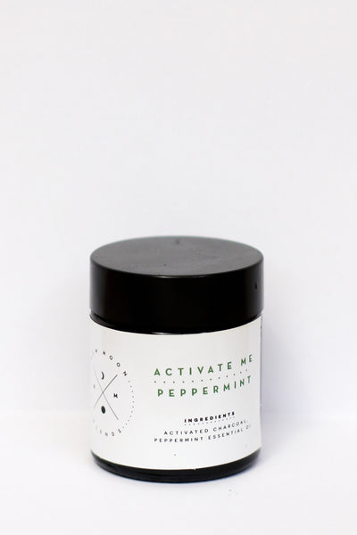 Peppermint Charcoal Toothpaste