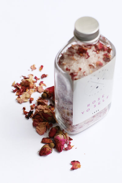 Rose Yo Self Bath Salts