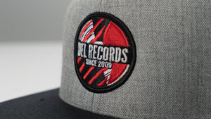 Del Records Circle Since 2009 Hat