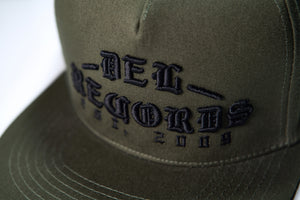 Del Records Old English Hat