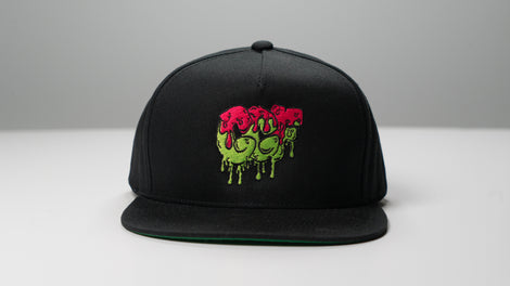 Gang Gang Foo 5 Panel Snap Back