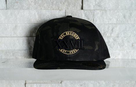 Del 27 Brand XXVII Circle Snap Back™