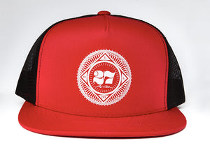 27 Sphere Trucker Snap Back