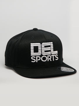 Del Sports Logo Snap Back