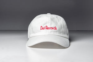 Del Records Bolt Dad Hat