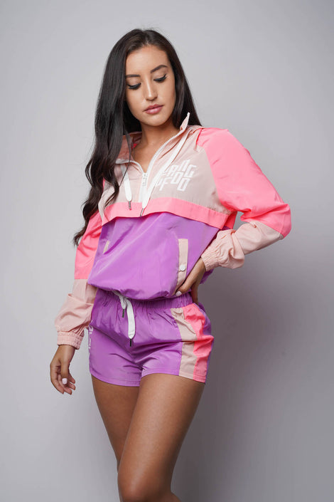 GGF Shorts/Jacket Set