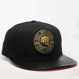 Premium Del Fist Snap Back
