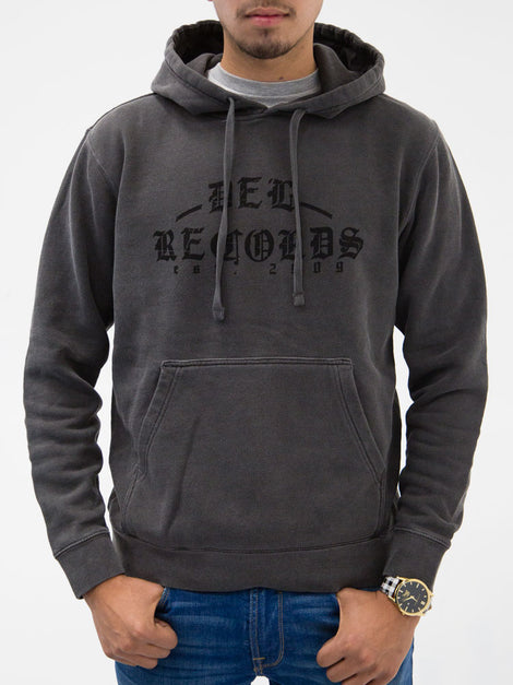Old English Unisex Vintage Hoodie