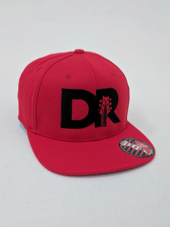 DR Guitar Snap Back