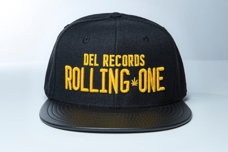 Rolling One Snapback