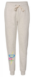 Del Records Womens Bolt Jogger