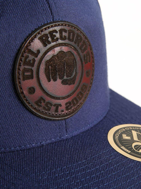 Del 27 Brand Fist Snap Back