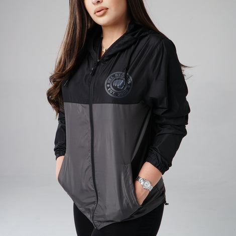 Fist Logo Windbreaker Jacket