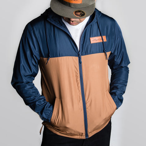 ADV Patch Windbreaker Jacket