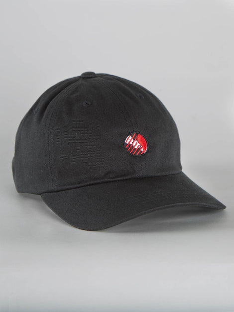 Small Record Logo Dad Hat